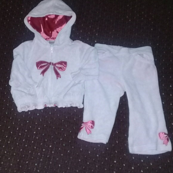 Gymboree Other - Gymboree pink sweat suit size 12 - 18 mos.